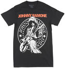 The Ramones Johnny Ramone T-Shirt Rock Punk Music Tees Mens Black image