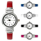 Elegant Womens Girl Kid Bangle Bracelet Watch Quartz Analog Numbers Watch Gift