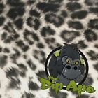 LEOPARD FUR ANIMAL HYDROGRAPHIC WATER TRANSFER HYDRO FILM DIP APE