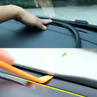 Car Dashboard Sealing Strips Styling Stickers Universal Car Interior Accessories