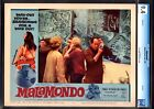 MALAMONDO-CUBISM-EXPLOITATION-WEIRD-LOBBY CARD-1964-CGC 9.4-NM NM
