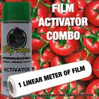 TOMATOES VEGETABLES FOOD DIP APE ACTIVATOR FILM COMBO HYDRO WATER TRANSFER