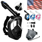 Kyпить LEUCOTHEA 2019 New Version Full Face Diving Snorkel Mask Swimming Scuba Anti-Fog на еВаy.соm