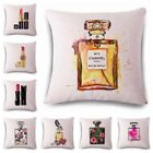 ipstick nice cushion cover customize printed square decorative pillow cover