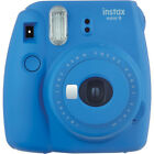 Fujifilm Instax Mini 9 Instant Camera - Blue , Green, Pink, or Gray <br/> 90 Day Warranty. Only $9.99 for Overnight Delivery