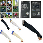 1pair  New Seamless Color Arm Sleeves Cover UV Sun Protection Stretchable Sports