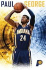 129493 Paul George Indiana Pacers NBA Decor WALL PRINT POSTER FR on eBay