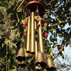Large Wind Chimes Bells Copper Windchime Ornament Gift Yard Garden Home Decor US