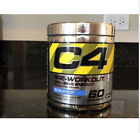 Cellucor C4 60 G4 Series Gen 4 Pre Workout -  Blue Razz or F