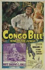 132234 Congo Bill Don McGuire vintage Decor WALL PRINT POSTER UK