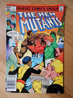 The New Mutants #7 Sept 1983 Marvel Comics NM Copper Age