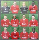 Liverpool Signed Photos - Individually Priced Including Official - GERRARD OWEN