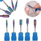 Carbide Electric Nail Drill Bits Grinding Manicure Nails Pedicure Tool