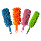 Auto Car Chenille Duster Plastic Handle Brush Home Furniture Cleaning Tool Grace