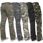 Kyпить Kruze Mens Military Combat Trousers Camouflage Cargo Camo Army Casual Work Pants на еВаy.соm