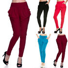 Womens Harem Trousers Pants Gypsy Yoga Long Pleated Belly Dance Baggy Loose