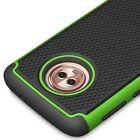 For Motorola Moto G6 Case Tough Protective Hard Hybrid Shockproof Phone Cover