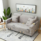 Spandex Slipcovers Sofa Cover Protector for 1 2 3 4 seater Lusr Cute Penguin