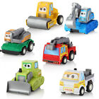6PcsPull Back  Cars Toy Vehicles Assorted Truck and Raced Car Kids Play Toy Gift
