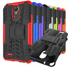 Case for LG Stylo 3 / Stylo 3 Plus Shockproof Hybrid Armor Kickstand Phone Cover
