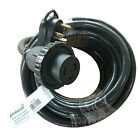 Parkworld 30A RV Shore Power TT-30P to Twist Lock L5-30R Extension Cord Adapter