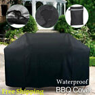 """58""""70""""Heavy Duty Gas Grill Covers BBQ Gas Grill Cover Waterproof Outdoor Protect"""