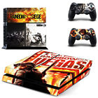 Rainbow six Decal Skin Controller Sticker Sony Playtation 4 Protect Cover Set