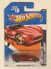 2011 Hot Wheels 2009 orvette Stingray Concept #148/244 [Red] Faster Than Ever