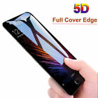 5D Curved Tempered Glass Film Screen Protector for Samsung Galaxy A5 A7 A8 J7 J5