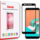 Dooqi For Asus ZenFone 5Q ZC600KL Full Cover Tempered Glass Screen Protector