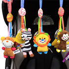 Baby Crib Hanging Stroller Rattle Teether Appease Music Handbell Newborn Toy