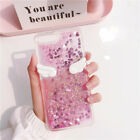 For Various Phone Case Sailor Moon Angel Wing Dynamic Liquid Glitter Quicksand