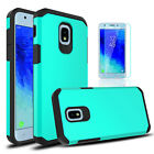For Samsung Galaxy J3 V 2018/Orbit/Star/Achieve Case Cover / HD Screen Protector
