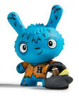 """Kidrobot Dunny SCARED SILLY DUNNY 3"""" New The Bots Witch Chase Rare set + BONUS"""
