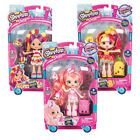 Shopkins Shoppies World Vacation Themed Dolls. Collectable Figure Gift for Girls