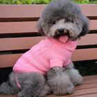 USA Pet Dog Clothes Winter Sweater Knitwear Puppy Warm Coat Clothing Apparel