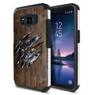 "For Samsung Galaxy S8 ACTIVE G892A 5.8"" Slim Impact Hybrid TPU Hard Case Cover"