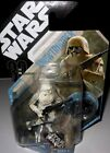 "STAR   WAR  SNOWTROOPER  w/ COLLECTOR  COIN  33/4"" Action  Figure yr2007"
