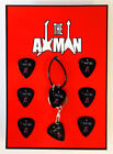 Dimebag Darrell (Pantera) - Pendant, Keyring and 6 Plectrums (UK Seller)