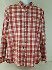 Obey Propaganda checkered shirt for men size large 100% cotton