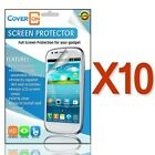 New HD Clear Anti Glare LCD Screen Protector Cover for PANTECH Pocket