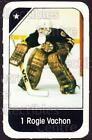 1982-83 Post Cereal #1 Rogie Vachon