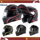 TORC T28 T-28B Modular Full Face Motorcycle Helmet Standard or Bluetooth XS - XL