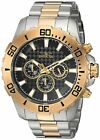 Invicta 2254 Mens Pro Diver Chronograph 50mm Watch - Choice of Color