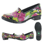 Cougar Women's Ruby Rubber Slip-On Waterproof Rain Shoes Floral <br/> 20% Off Until 8/29/19 at 11:59PM PST