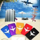Kyпить New Aluminium Luggage Tags Suitcase Label Name Address ID Bag Baggage Tag Travel на еВаy.соm
