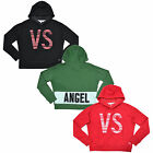 Victoria's Secret Hoodie Sweatshirt Angel Graphic Pullover Knit Top Vs New Nwt