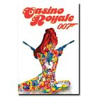 Casino Royale 12x18 24x36inch 007 James Bond Movie Silk Poster Wall Door Decals $9.99 USD on eBay