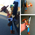 Car Decor Hanging Buzzy & Cowboy,Lovely Toy Story Sherif Woody Car Doll Plush