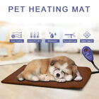 Anti-Bite Removable Pet Dog Puppy Cat Electric Heating Pad Warming Mat Blanket